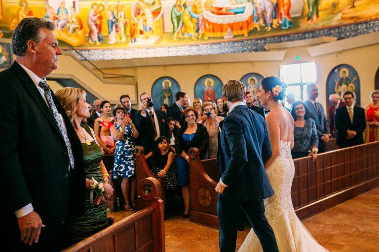 Greek Orthodox Downtown Wedding - Denver Wedding
